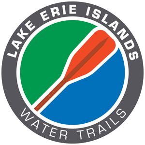 Lake Erie Islands Water Trails Logo