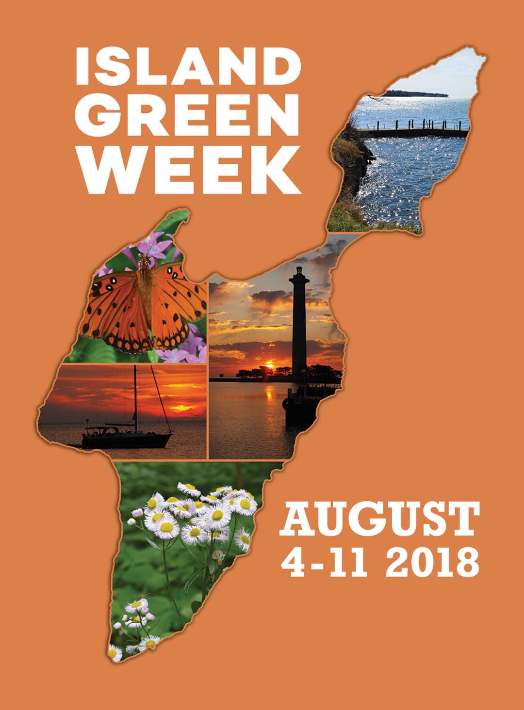 Island Green Week 2018