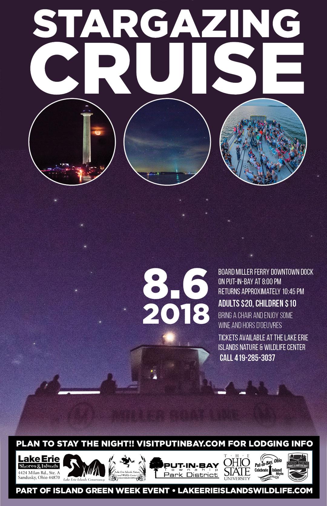 Stargazing Cruise 2018