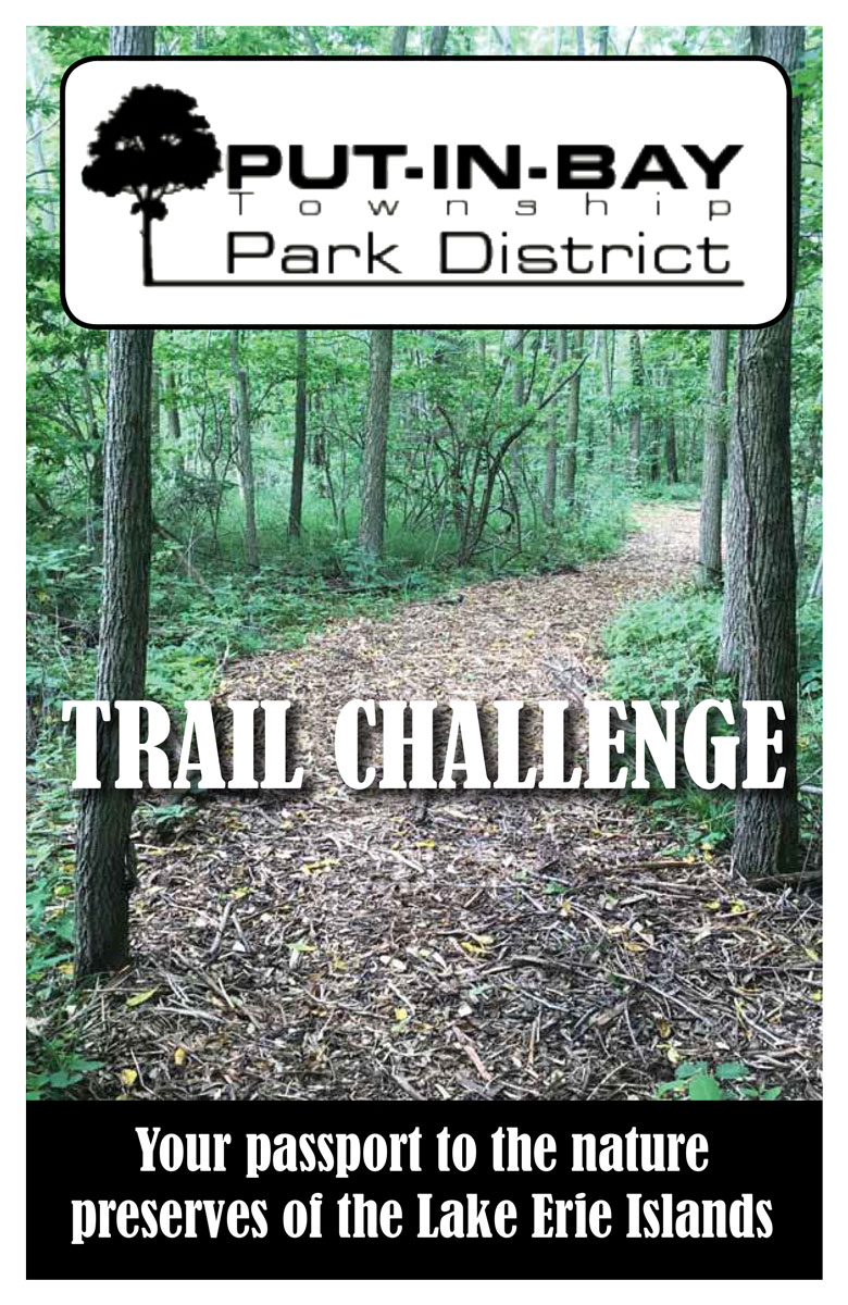 Trail Challenge Booklet Cover