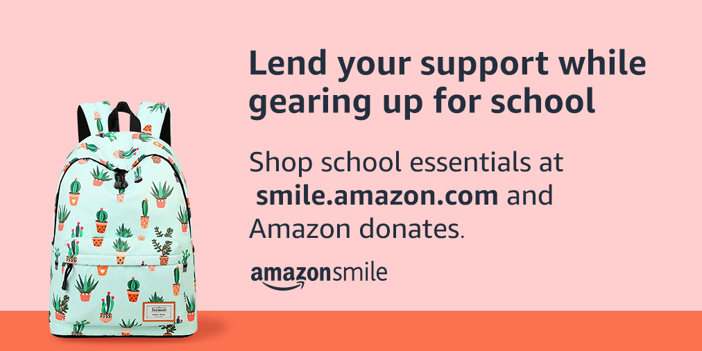 Back to School with Amazon Smile