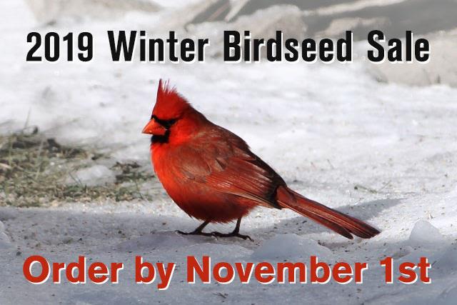 LEIC 2019 Birdseed Sale