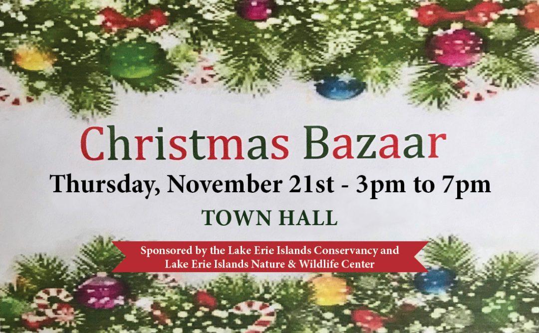 2019 LEIC Christmas Bazaar