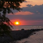 Lake Erie Islands Sunset