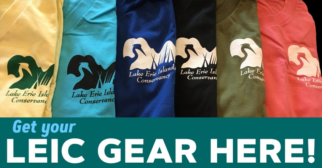 Get your LEIC gear promotional photo